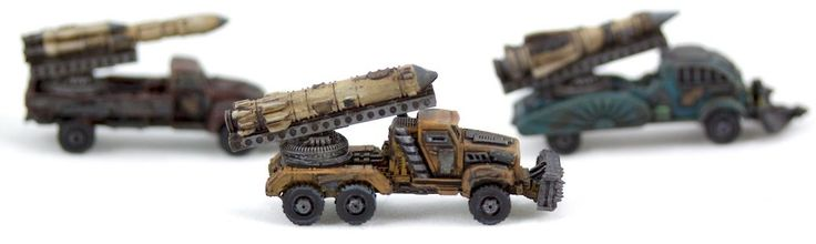 Dropzone: Thunder Wagons | Painted Guys