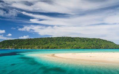 Ένας ανεξερεύνητος παράδεισος στα Φιλικά Νησιά - Ανακαλύψτε την παρθένα φύση στο νότιο Ειρηνικό