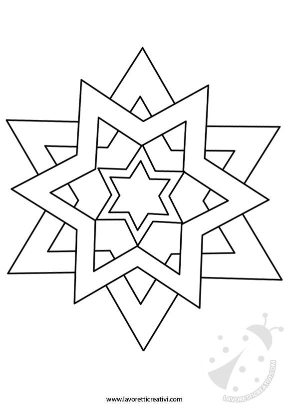 sagoma-stella