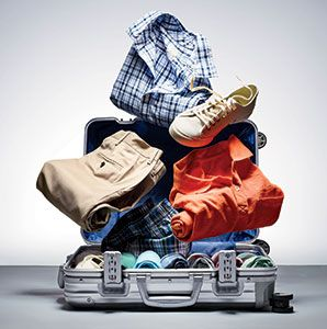 How to Pack a Suitcase - Articles | Travel + Leisure