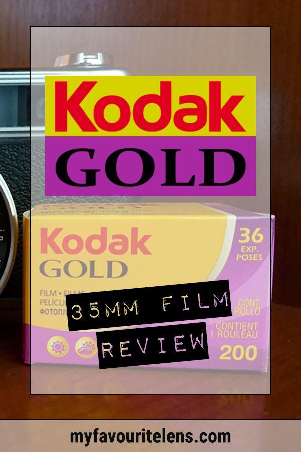 Kodak Gold 200 35mm Film Review - My Favourite Lens in 2020   Kodak gold. Kodak. Film