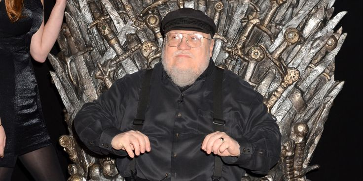 George R.R. Martin Releases New 'The Winds Of Winter' Chapter