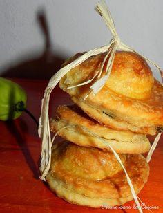 Pâtés salés créoles au boeuf ou au porc | Une Plume dans la Cuisine