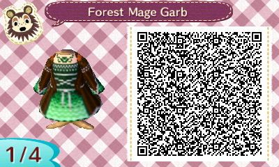 Witch Mom, bonthreads:   Forest Mage Garb//RPG Collection
