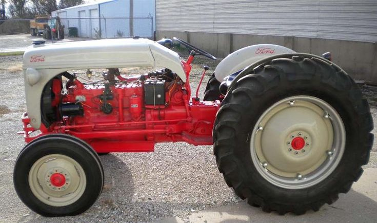 1951 Ford 8n tractor for sale
