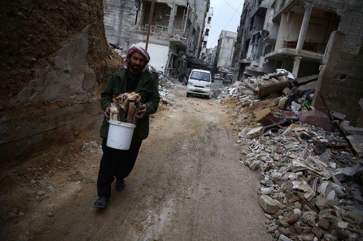 Syria - największa współczesna katastrofa humanitarna