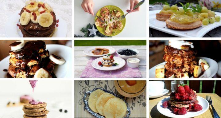 Nielen cez víkendy si môžeš dopriať na raňajky sladké lievance. Ako zdravo ich pripraviť, čím ich poliať, ti predstavíme v týchto 9 receptoch.