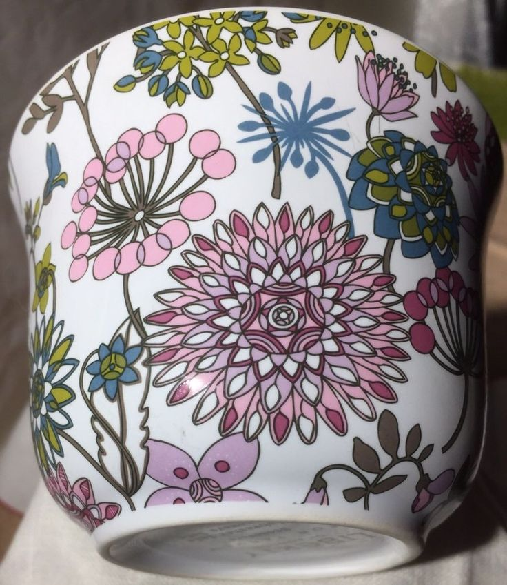 Liberty of London for Target Small Stoneware Bowl Floral Flower Design Pattern   #LibertyofLondonforTarget #Floral