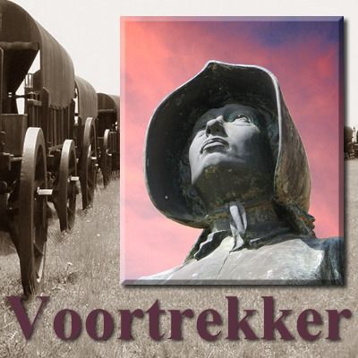 Women of the Great Trek - South Africa 1835 - 1845 Die Groot Trek / The Great…