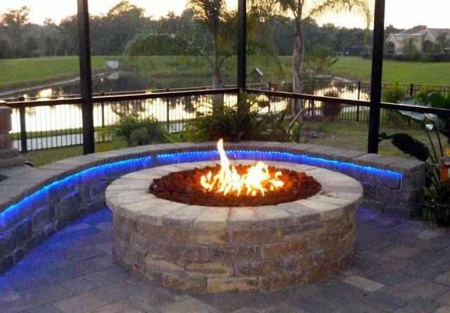 Best 25+ Gas fire pits ideas on Pinterest | Gas fire table ...