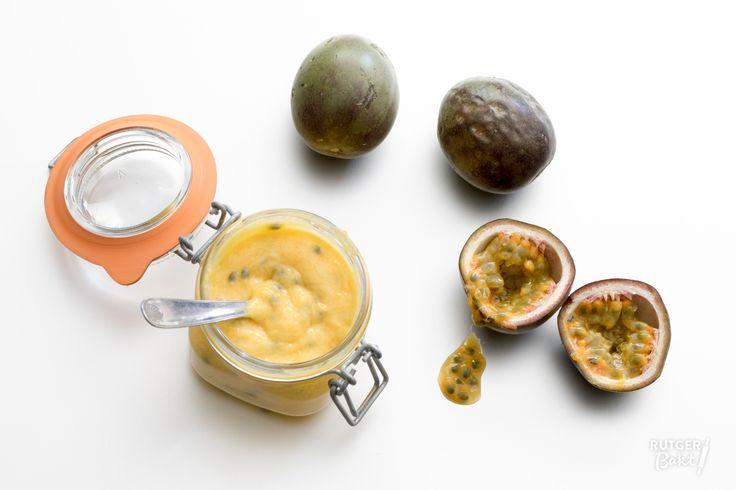 Recept: Mango-passievruchtcurd
