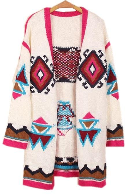 Aztec Cardigan version 2