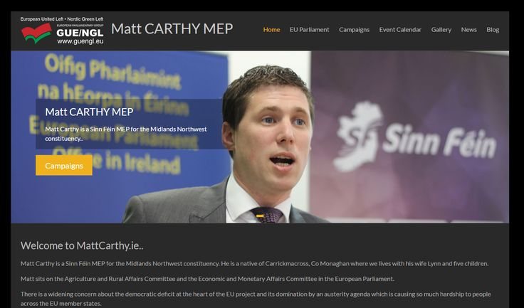 www.MattCarthy.ie