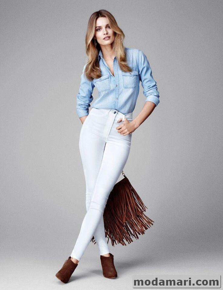 2017 Kot Gömlek Modelleri | ModaMari