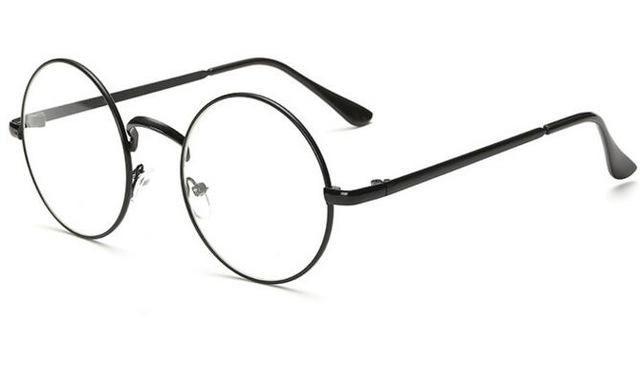 2d67249bcb Round Frame Glasses - Online Aesthetic - Tumblr Kawaii Aesthetic Shop  Fashion