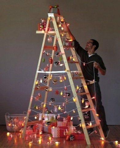 Dezembro se aproxima e está na hora de montar sua árvore de Natal! E que tal dar uma variada...