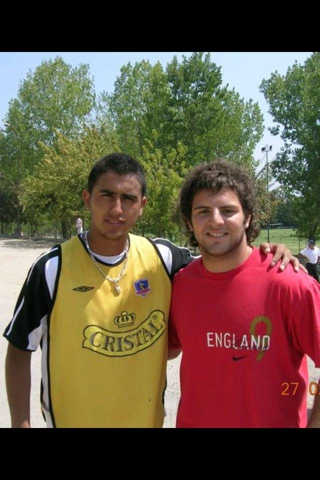 Arturo Vidal Colo-Colo 2007
