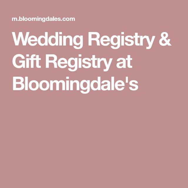 Best 25+ Wedding Gift Registry Ideas On Pinterest