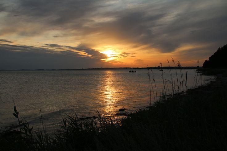 Sunset in Askeby Copyright SlichoArt