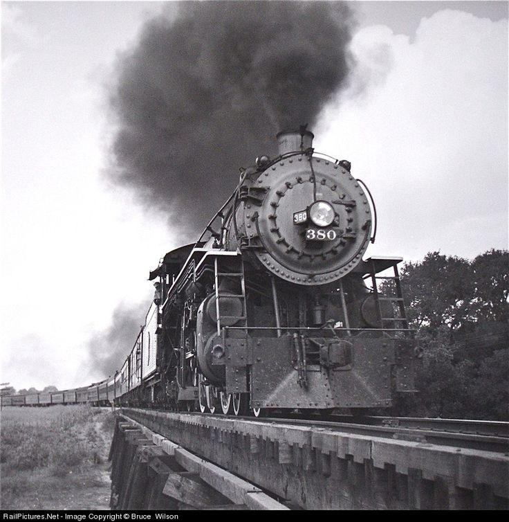"""aryburn-trains: """" With the Austin city limit a mile behind it, the Texas Special heads north. Its thirteen cars testify to the fact that rail was still the way to travel in the summer of 1947. July,..."""