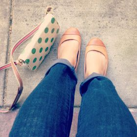 Quiet Like Horses: Finally! Ballet Flats for Wide Feet
