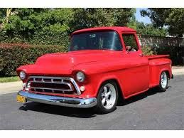 Image result for 1957 chevy truck