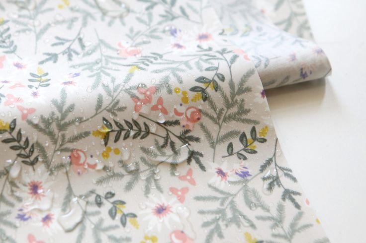 "1y+ Laminated Cotton Lace Flower 40""wide : Dailylike Canada by DailylikeCanada on Etsy"
