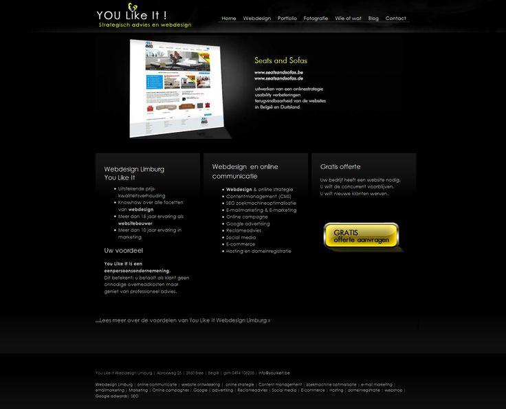 Webdesign webontwikkeling