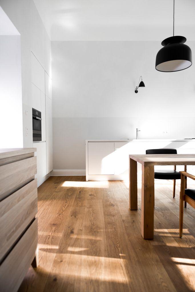 Beautiful and Modern Loft in Berlin - NordicDesign