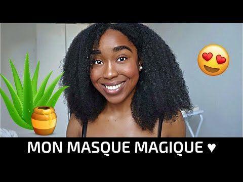 MON MASQUE MAGIQUE: CHEVEUX SECS, SECS, CASSÉS – POUR LES CHEVEUX CREPUS / FRIS ….   – Cheveux Crépus