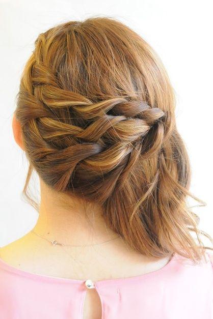 ルーズなワンサイド☆結婚式二次会にも♪ | 神奈川県・元町・石川町の美容室 hair coucouのヘアスタイル | Rasysa(らしさ)