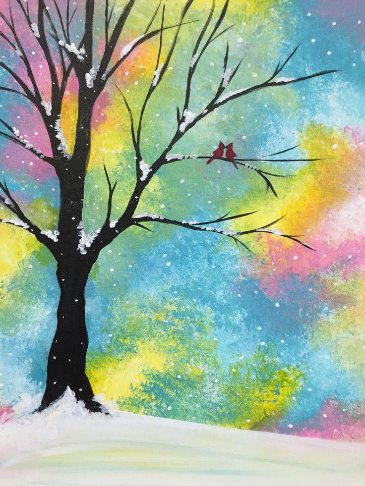 Картинки нарисовать красками