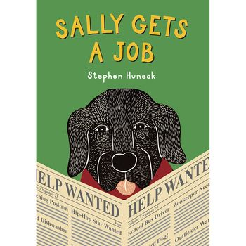 Abrams Books-Sally Gets A Job