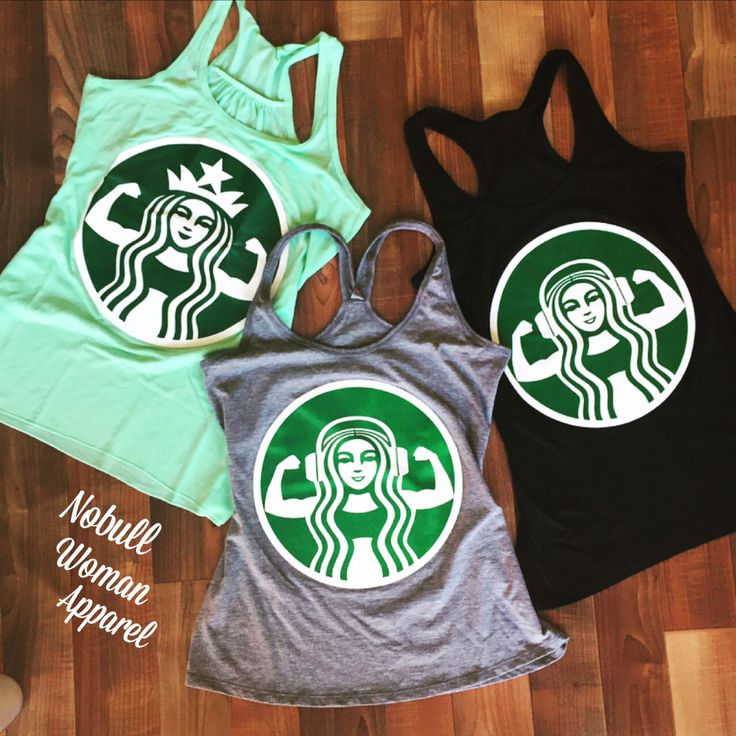STARBUFF!! For those who love Coffee, and Fitness! By NoBull Woman, only $24.99