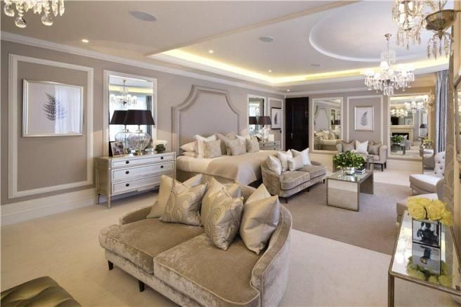 Picture No. 25 luxury master bedroom