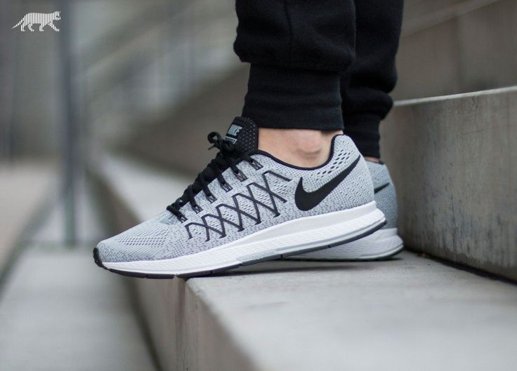 nike dunk mi Chaussure pro sb - Nike Air Zoom Pegasus 32 (Pure Platinum / Black - Dark Grey ...