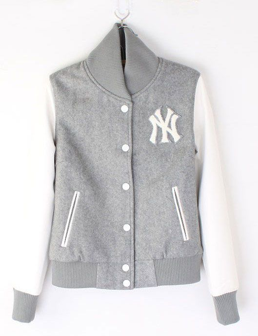 9 best varsity jackets for women images on Pinterest | Letterman ...