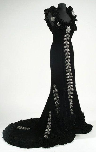 Edith Head - Costumière - Lady Lou - 1933 - Mae West