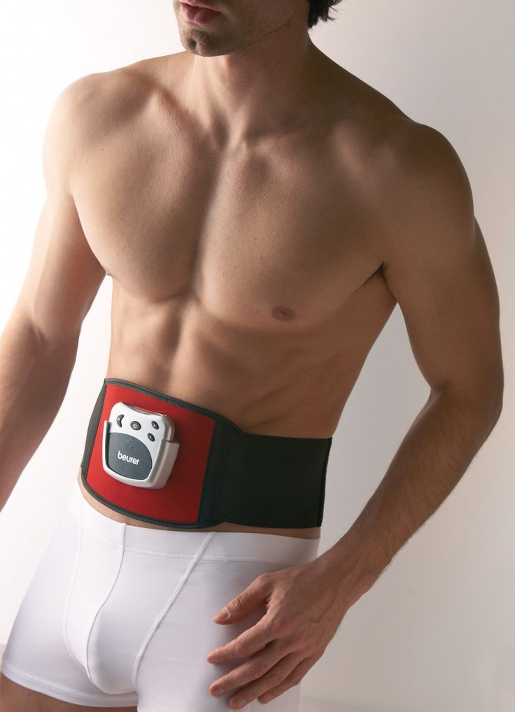 mon secret pour des abdos en béton armé : ceinture electro stimulation