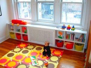 Домашняя библиотека - как хранить?: malyshi