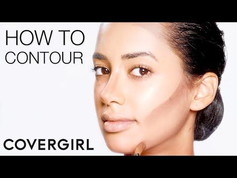 Contouring Makeup Tutorial using truBlend | COVERGIRL - YouTube