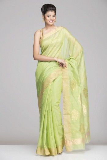 Chanderi Sarees | IndiaInMyBag.com  #Chanderi #Sarees