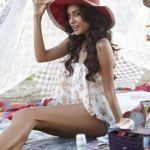 After Akshay Kumar, actress Lisa Haydon styles herself for The Shaukeens