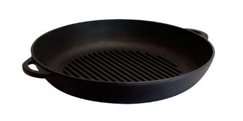 Сковорода гриль 260х40