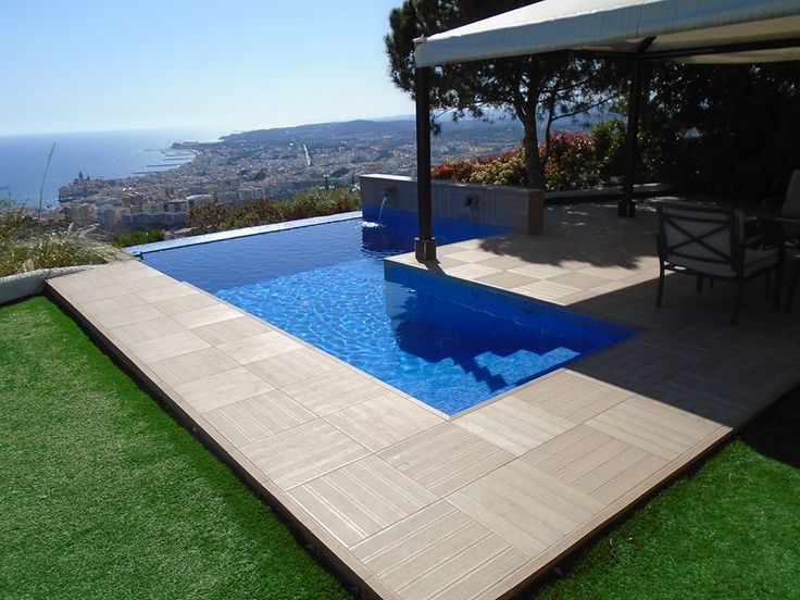17 best images about exterior design ideas on pinterest ceramics rooftop terrace and pools - Extraordinary and relaxing rooftop pools ideas ...