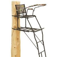 Rivers Edge 21' Uppercut Ladder Tree Stand: Rivers Edge 21' Uppercut Ladder Tree Stand #Hunting #Shooting #Fishing #Camping