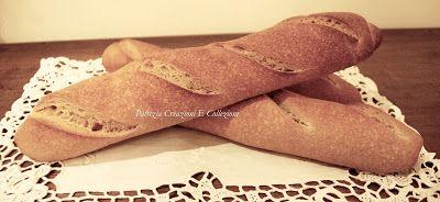 Non di solo pane...: FILONCINI INTEGRALI A LIEVITAZIONE NATURALE