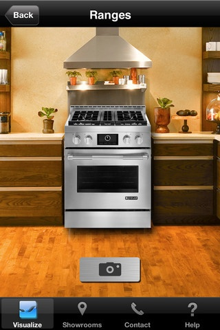 whether youu0027re remodeling your kitchen or designing a new one this app lets