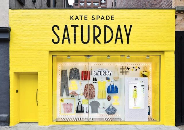 Photo courtesy of Kate Spade Clothes delivered to your door within the hour, at the tap of a finger—with the help of life-size touch screens and eBay, the new Kate Spade Saturday pop-up shops are taking window shopping to a new level throughout downtown Manhattan. The brand, a more casual, less expensive offshoot of Kate [...]