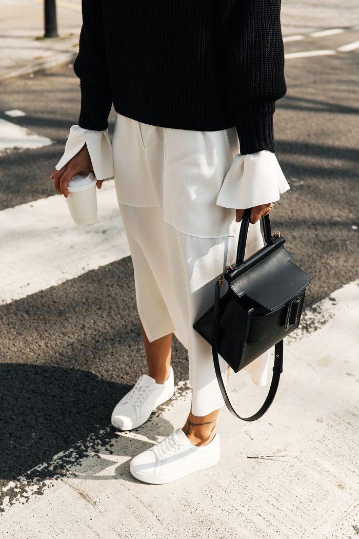 Schuhe, die zu allem passen: Hannah Crosskey
